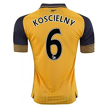 Maillot THIRD Arsenal Laurent Koscielny