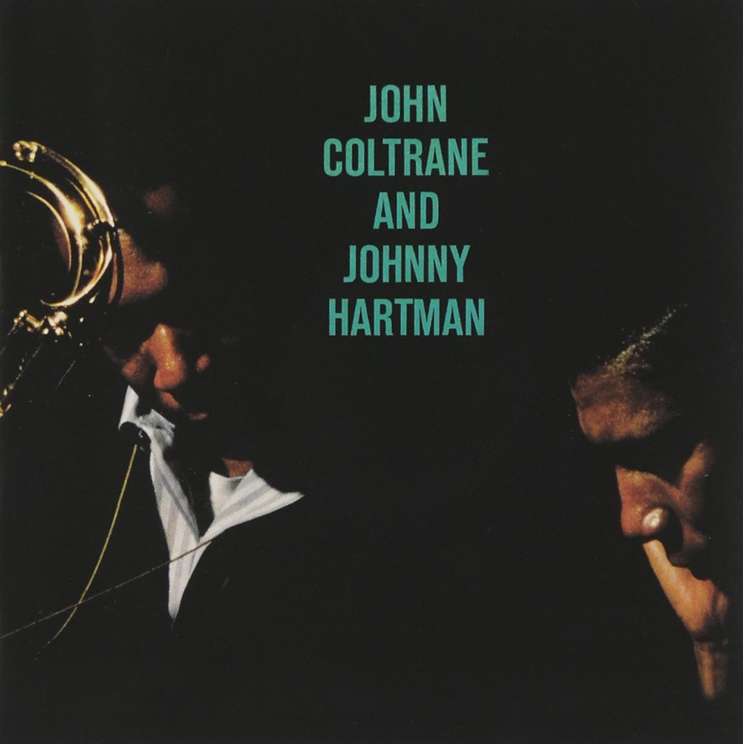 John Coltrane & Johnny Hartman by COLTRANE,JOHN