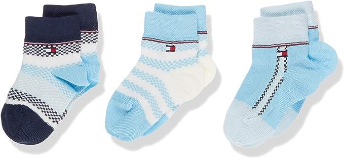 Tommy Hilfiger Baby Socks pack of 3