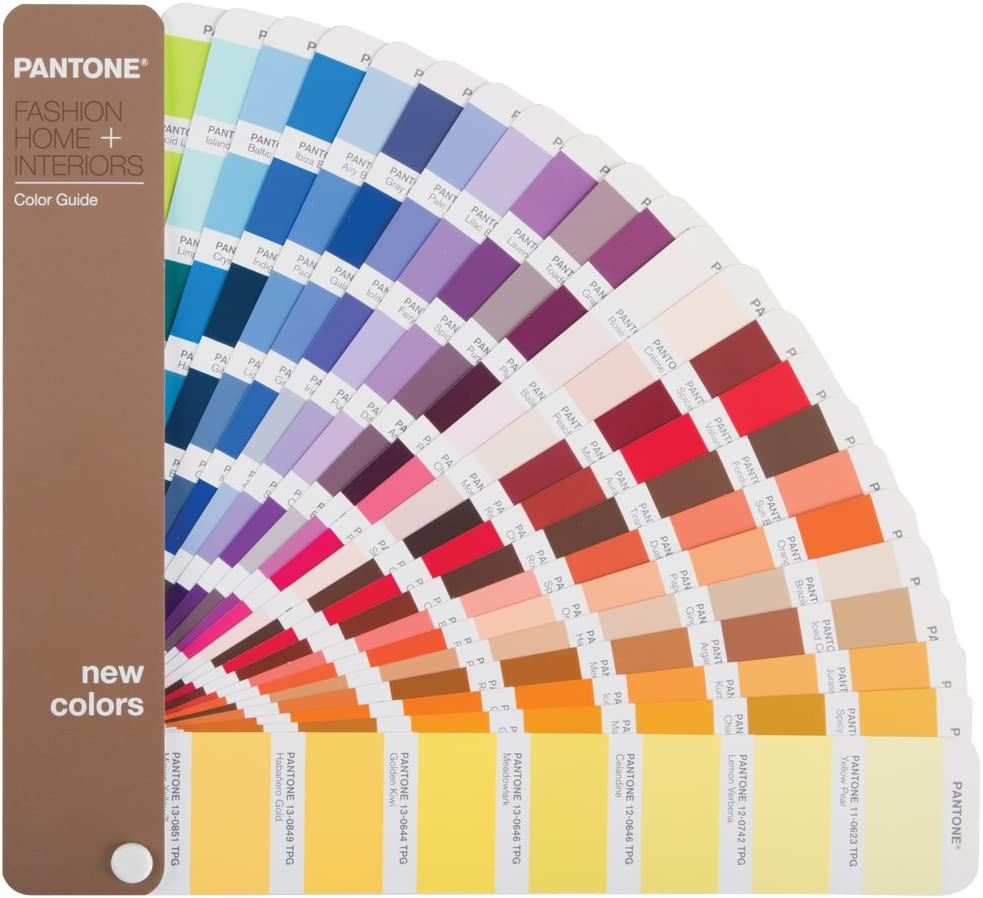 PANTONE FHIP120 Fashion, Home + Interiors Color Guide Supplement