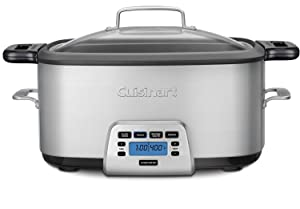 Cuisinart MSC-800 Cook Central 4-in-1 Multi-Cooker, 7 quart