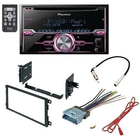 pioneer , american international , metra, scosche gmc 2003 - 2006 sierra  1500 car radio
