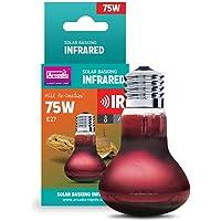 Arcadia Solar Basking Infrared Heat Lamp 75W