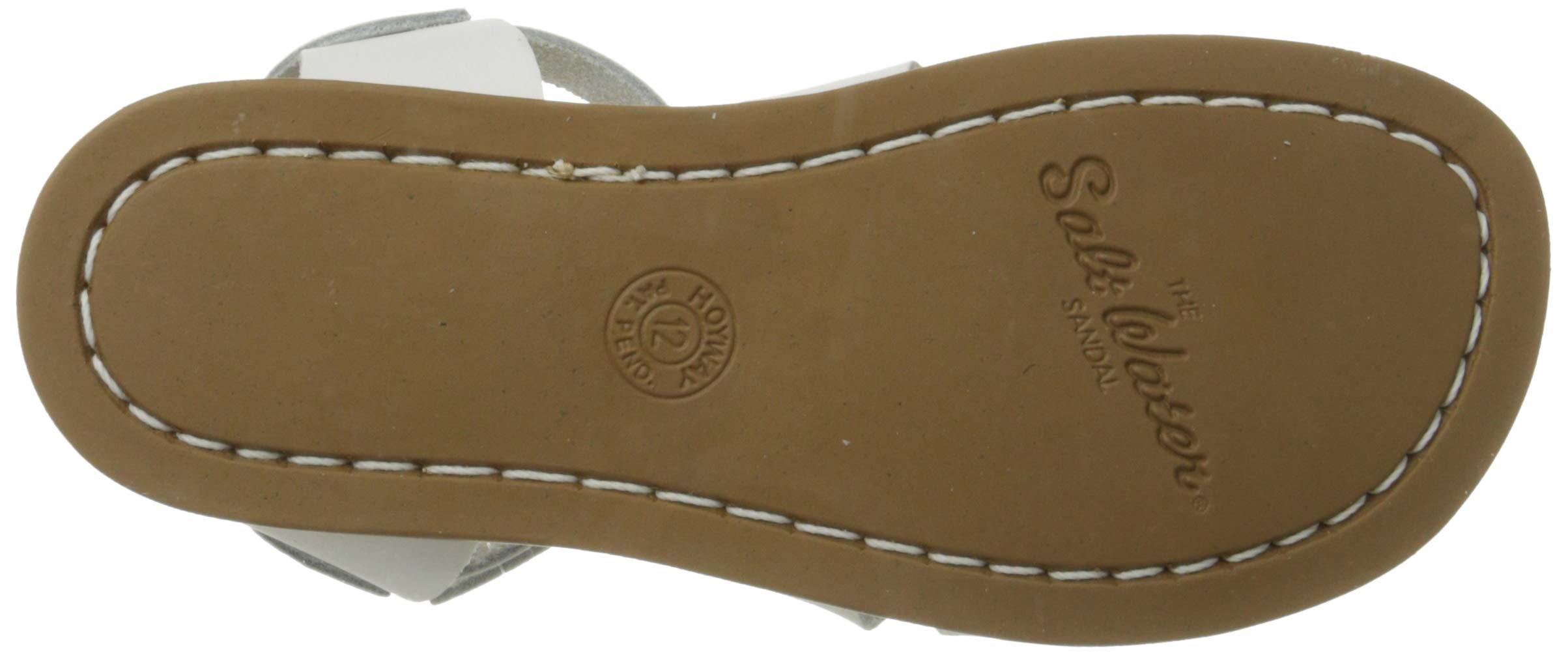 Salt Water Sandals by Hoy Shoe Original Sandal (Toddler/Little Kid/Big Kid/Women's), White, 13 M US Little Kid by Salt Water Sandals (Image #3)