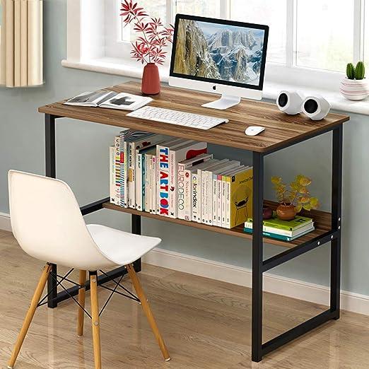 DANADESK Computadora Mesa De Escritura, Estilo Industrial Inicio ...