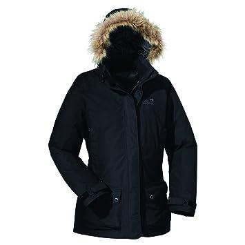 Jack Wolfskin chaqueta para mujer Anchorage Parka para mujer ...
