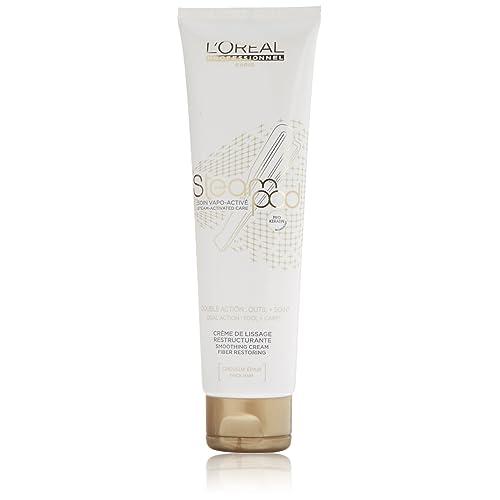 L'oreal professionnel steampod cream pour cheveux epais - 150 ml