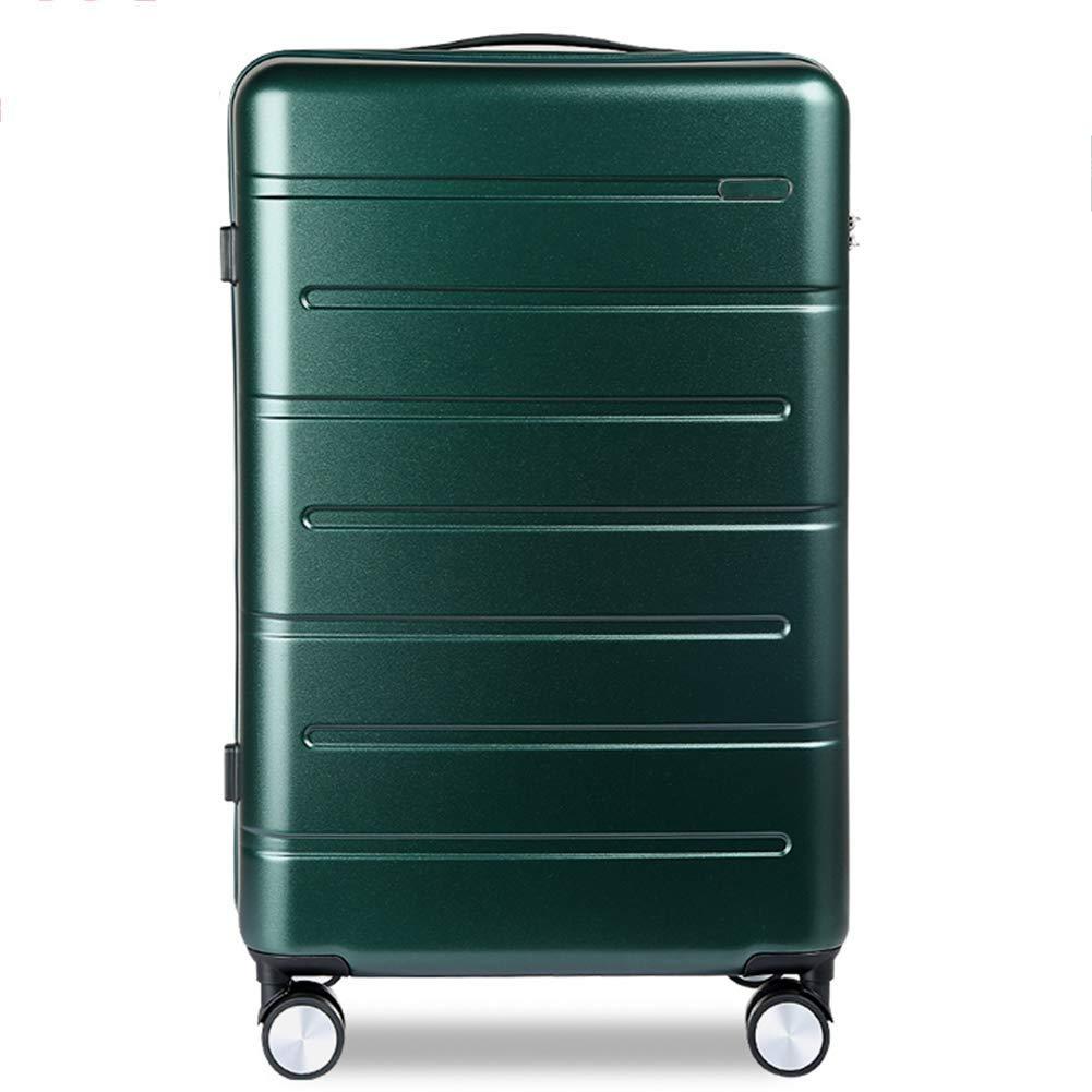 36-dianyejiancai トランク8輪スーツケース、ダークマット (サイズ : 20 Inches) B07S2P3RGV  20 Inches