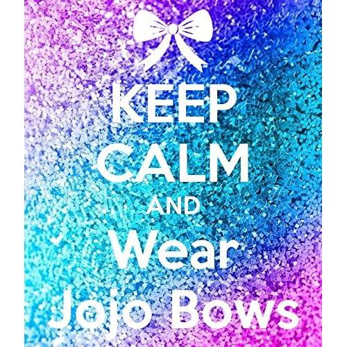 Jojo Siwa Bows Rainbow Unicorn Unicorn Stars & Rose Metal