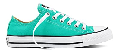 2145415d9a93 Image Unavailable. Image not available for. Color  Converse Womens CTAS Ox  Menta Mint Canvas Trainers ...