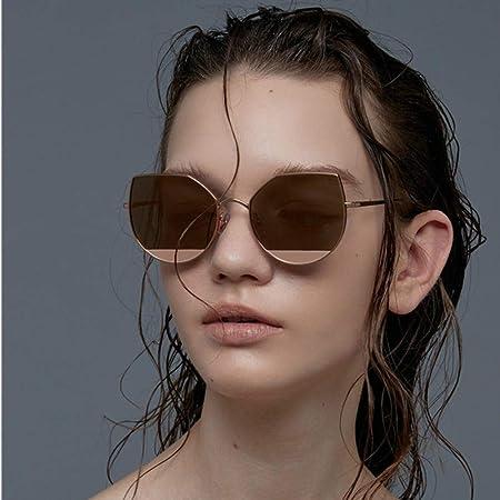 Yangjing-hl Gafas de Sol Ojo de Gato Tendencia Personalidad ...