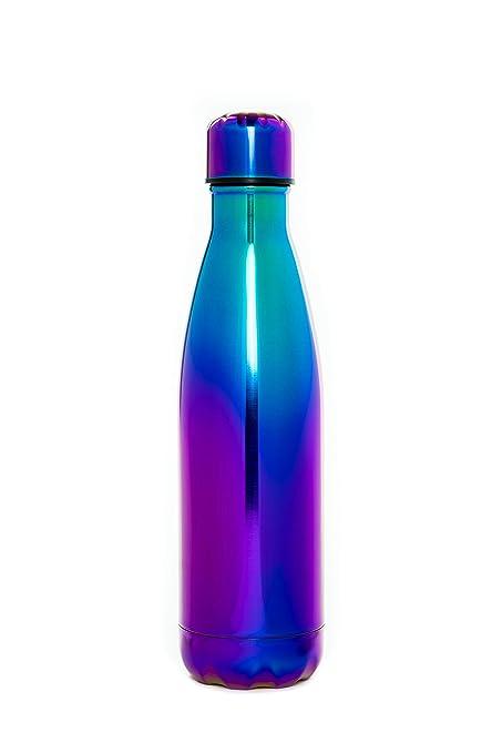 Amazon.com: GT Elegante botella de agua, botella de agua a ...