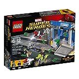 LEGO Juego de Construcción Marvel Super Heroes Spider Man, Atraco Al Atm (76082)