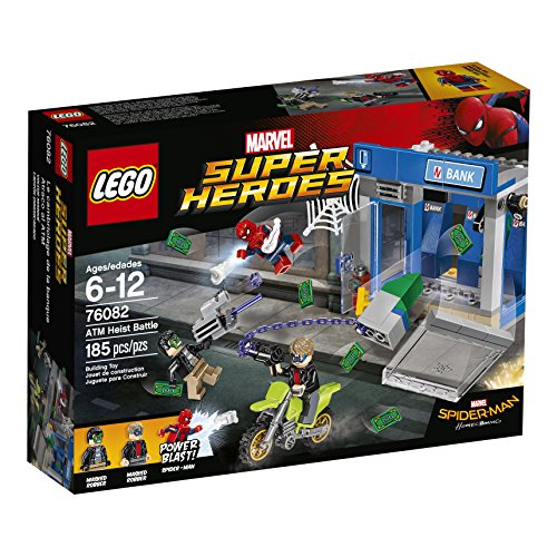 lego marvel spiderman - 3