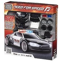 Megabloks Need for Speed Build & Customize Audi R8