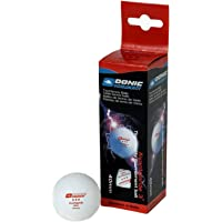Donic-Schildkröt Pelotas de Tenis de Mesa 3 Estrellas