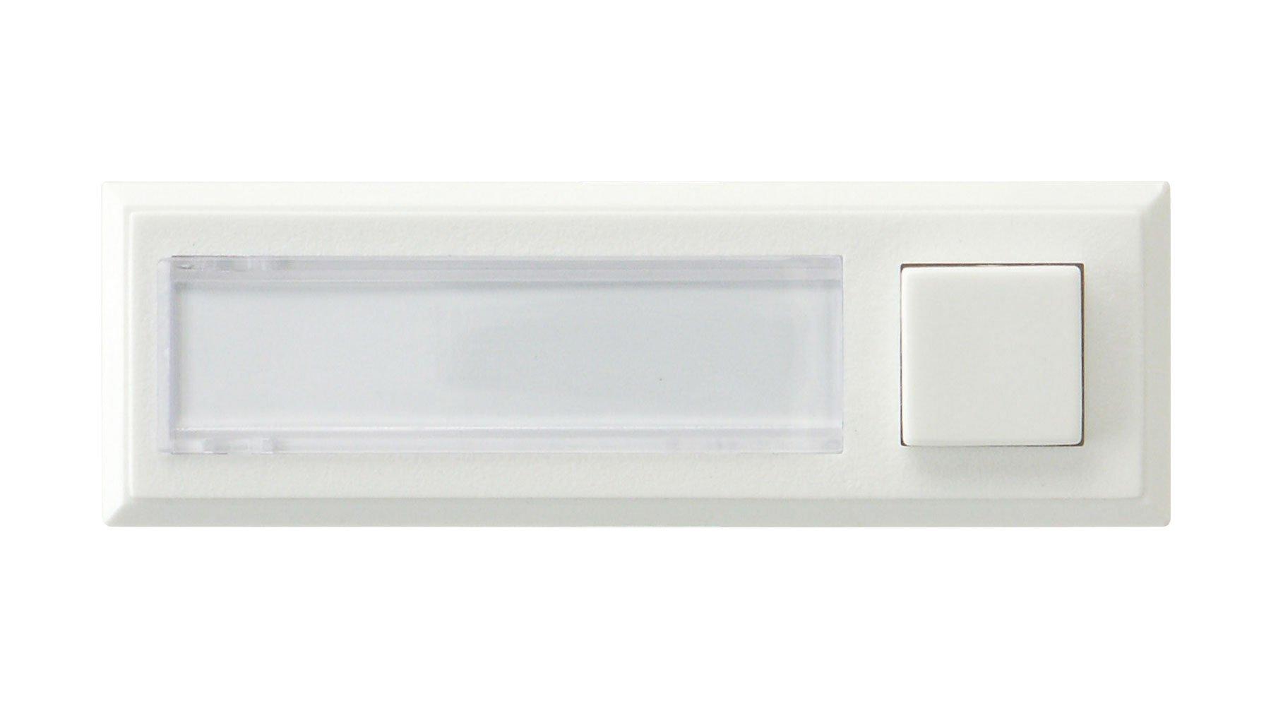 REV Ritter 0504215555 Illuminated Bell Panel, White