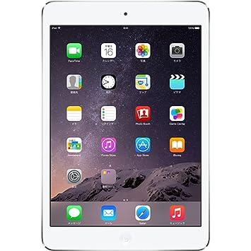 amazon ipad mini 16gb wi fiモデル ホワイト シルバー md531j a