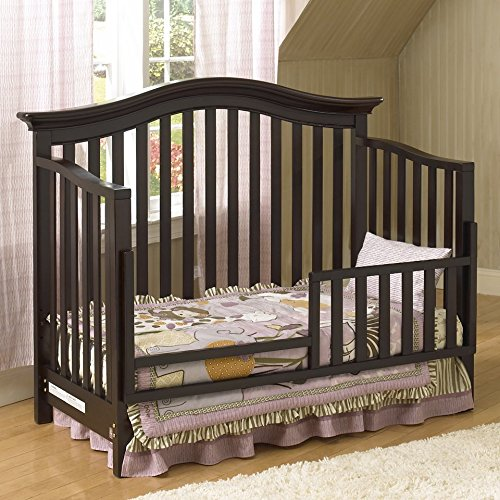 Suite Bebe Bailey Lifetime 4 In 1 Crib Espresso Daily