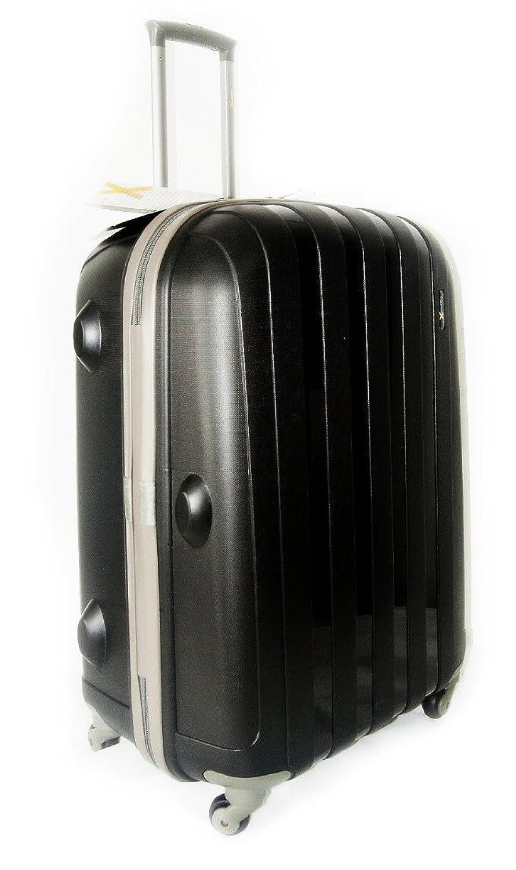 Amazon.com | Luggage X - Set of 3 Lightweight Hard Shell Black ...