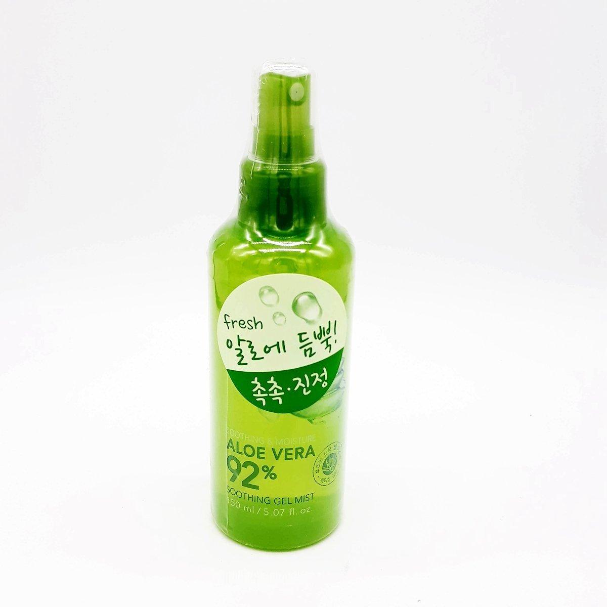 Nature Republic New Soothing Moisture Aloe Vera 92 Gel Mist 150ml
