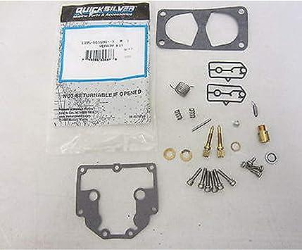 NEW Mercury Outboard OEM Genuine Carburetor Carb Repair Kit 1395-823635 4