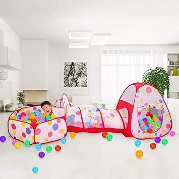 Meigirlxy Tiendas de campaña para niños, Pop Up Tienda de Juegos ...