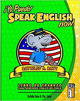 So you can speak english in spanish