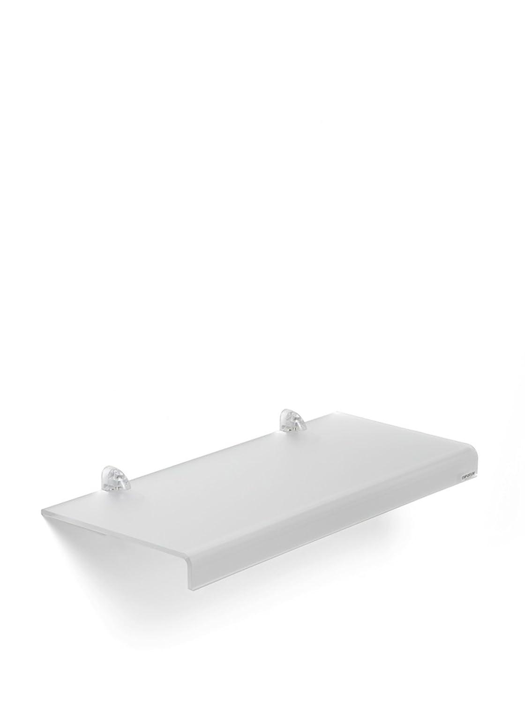 EMPORIUM31 Emporium Mensola Plana 50X22 Bianco Satinato CL10212_SATINATO