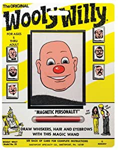 PlayMonster Magnetic Personalities - Original Wooly Willy