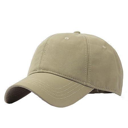 Cap HUO Sombrero De Secado Rápido Gorras De Golf Gorra De Béisbol ...