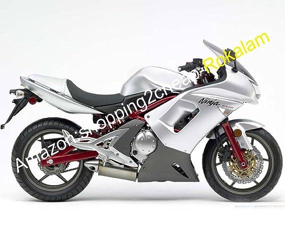 Hot Sales, carenado para Kawasaki Ninja 650R ER6F ER-6F ER ...