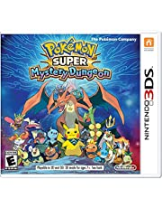 Nintendo CTRP1234 Pokemon Super Mystery Dungeon, 3DS