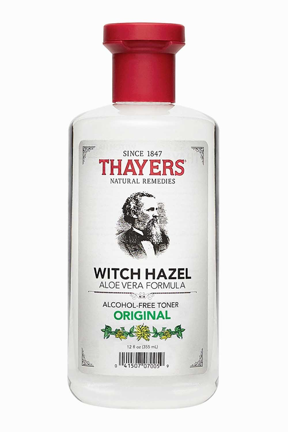 Thayer Witch Hazel Orgnl Alcfree Thayer' s B00D3OB06S