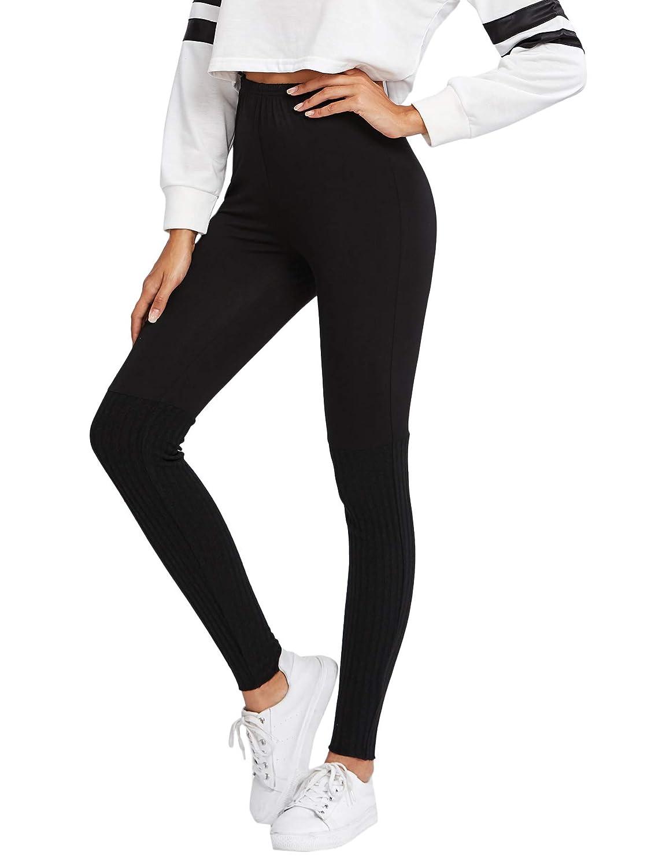 SOLY HUX Mujer Leggings Talle Alta, Pantalones de Deportivos Para Yoga, Correr