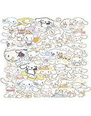 TUHAO Kawaii Cinnamo-Roll Anime Laptop Stickers Koffer Bagage Graffiti Skateboard Telefoon San-Rio Stickers Cartoon Kids Gift 50st