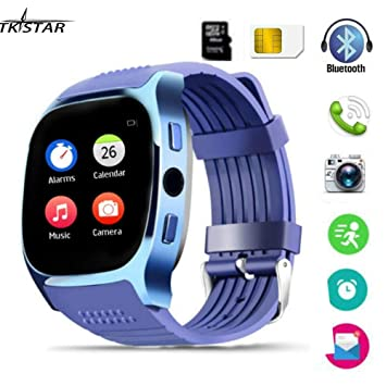 Smart Watch, TKSTAR Smartwatch Android Bluetooth Smartwatch Apoyo ...