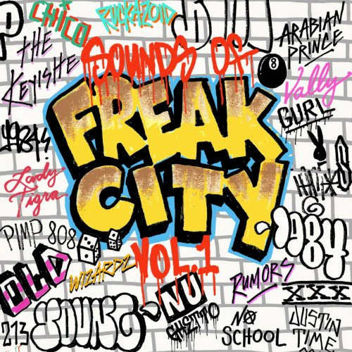 Freak City-Sounds Of Freak City Vol. 1-CD-FLAC-2012-FATHEAD Download