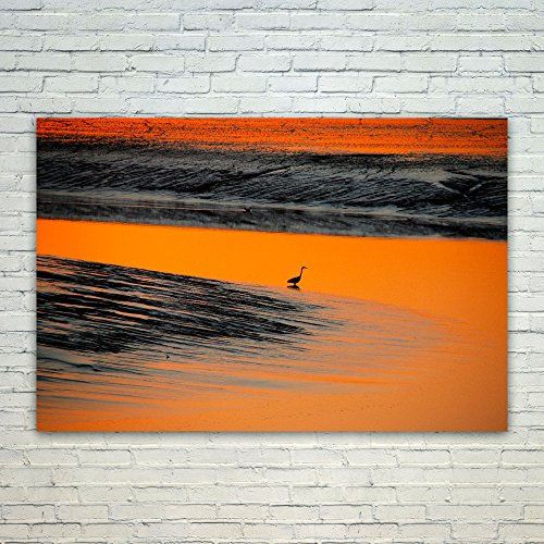 Westlake Art Sunset Sunrise - 12x18 Poster Print Wall Art - Modern Picture Photography Home Decor Office Birthday Gift - Unframed 12x18 Inch (754F-82BAF) - Wigeon Set