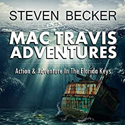 Mac Travis Adventures Box Set, Books 1-4