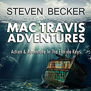 Mac Travis Adventures Box Set, Books 1-4 Audiobook