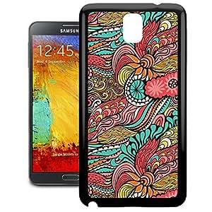 Bumper Phone Case For Samsung Galaxy Note 3 - Colors in Flight Designer Wrap-Around