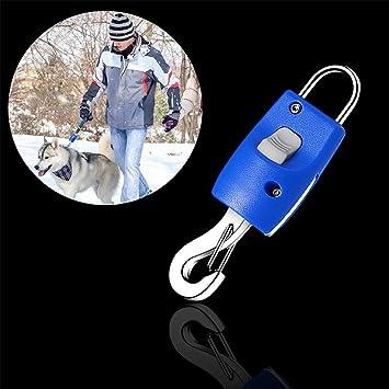 Correa Perros Conector Magnético Automática Conexión del tacto y lanzamiento Cuello del arnés del collar del