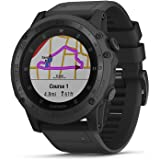 Garmin Tactix Charlie, Premium GPS Watch with Tactical Functionality, Night Vision Goggle Compatibility, Topo Mapping and Oth