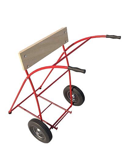 DIY Plans Planes de bricolaje para construir tu propio carrito de motor fuera de bordo.