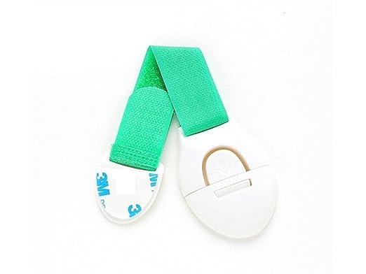BHYGHuj Durable (Verde) Sistema de Cierre y Correas para bebés y ...