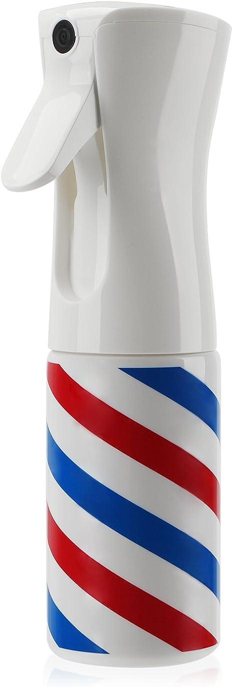 Image ofSegbeauty Salón Botella de Spray para Cabello Ultra Fina Niebla, 160ml Disparador Rociador de Agua para Limpieza Jardinería y Peluquería, Multicolor Vacío Barbero Pulverizador Aerosol