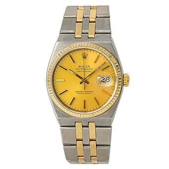 e15e6833d5eb Image Unavailable. Image not available for. Color  Rolex Oysterquartz Quartz  Male Watch 17013 ...