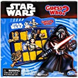 Disney Star Wars Guess Who? Memory Matching Game by Hasbro