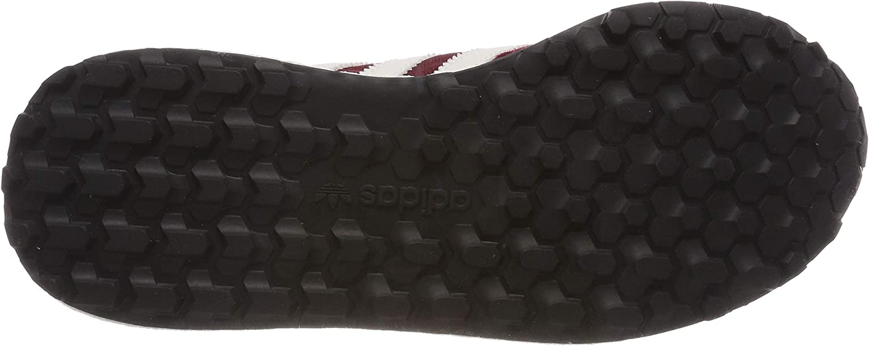 adidas Herren Forest Grove Cg5674 Sneaker Rot (Collegiate Burgundy/Cloud White/Core Black)